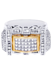 Mens Diamond Ring| 0.72 Carats| 16.76 Grams MEN'S RINGS FROST NYC