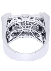 Mens Diamond Ring| 0.66 Carats| 17.59 Grams