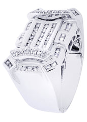 Mens Diamond Ring| 0.66 Carats| 17.59 Grams MEN'S RINGS FROST NYC