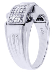 Mens Diamond Ring| 0.42 Carats| 8.58 Grams MEN'S RINGS FROST NYC