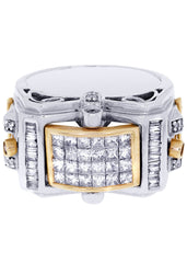 Mens Diamond Ring| 0.17 Carats| 17.34 Grams MEN'S RINGS FROST NYC