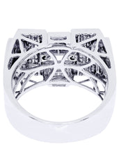 Mens Diamond Ring| 0.18 Carats| 14.42 Grams