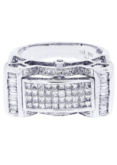 Mens Diamond Ring| 1.08 Carats| 13.06 Grams MEN'S RINGS FROST NYC