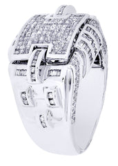 Mens Diamond Ring| 0.6 Carats| 13.73 Grams MEN'S RINGS FROST NYC