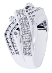 Mens Diamond Ring| 0.87 Carats| 12.75 Grams MEN'S RINGS FROST NYC