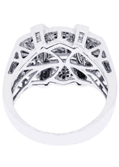 Mens Diamond Ring| 0.32 Carats| 12.49 Grams