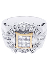 Mens Diamond Ring| 0.32 Carats| 12.49 Grams MEN'S RINGS FROST NYC