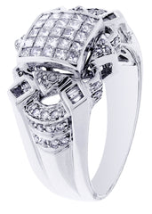 Mens Diamond Ring| 0.67 Carats| 10.12 Grams MEN'S RINGS FROST NYC