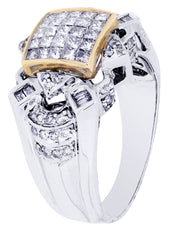 Mens Diamond Ring| 0.42 Carats| 10.2 Grams MEN'S RINGS FROST NYC