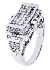 Mens Diamond Ring| 0.3 Carats| 8.68 Grams