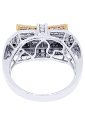 Mens Diamond Ring | 0.64 Carats| 9.05 Grams MEN'S RINGS FROST NYC