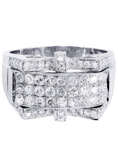Mens Diamond Ring| 1.98 Carats| 9.8 Grams MEN'S RINGS FROST NYC