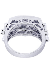Mens Diamond Ring| 0.87 Carats| 12.57 Grams