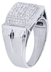 Mens Diamond Ring| 0.68 Carats| 9.67 Grams