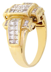 Mens Diamond Pinky Ring| 1.47 Carats|  Grams