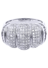 Mens Diamond Ring| 1.55 Carats| 10.29 Grams