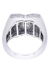 Mens Diamond Ring| 0.71 Carats| 11.26 Grams