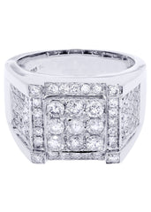 Mens Diamond Ring| 2.19 Carats| 15.74 Grams