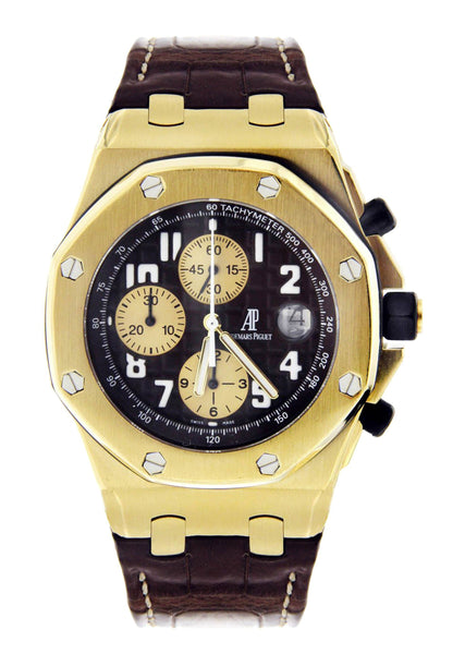 Audemars Piguet Royal Oak Offshore Arnold Schwarzenegger | 18K Yellow Gold | 44 Mm