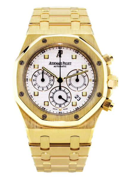 Audemars Piguet Royal Oak Offshore | 18K Yellow Gold