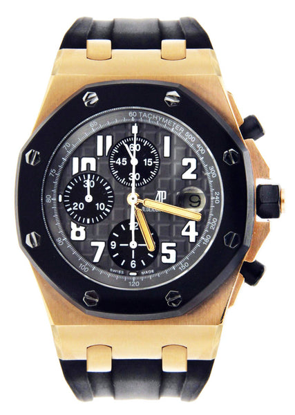 Audemars Piguet Royal Oak Offshore | Rose Gold | 42 Mm