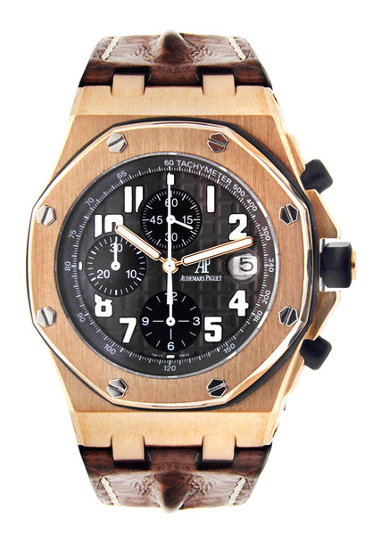 Audemars Piguet Royal Oak Offshore | 18K Rose Gold | 42 Mm