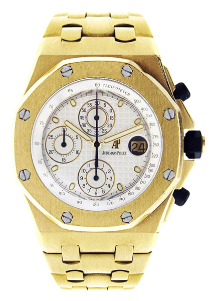 Audemars Piguet Royal Oak Offshore | Yellow Gold | 42 Mm