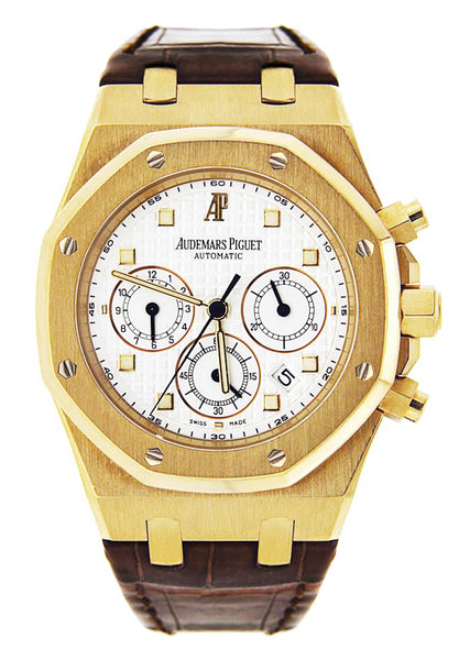Audemars Piguet Royal Oak Offshore | Yellow Gold | 40 Mm