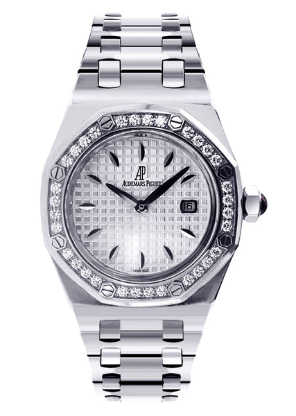 Audemars Piguet Royal Oak Watch For Women | Stainless Steel