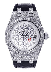 Audemars Piguet Royal Oak Limited Edition Alinhgi Watch For Women | Stainless Steel