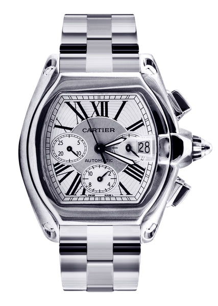 Cartier Roadster XL | Stainless Steel