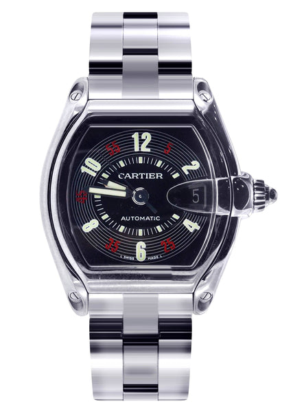 Cartier Roadster | Stainless Steel