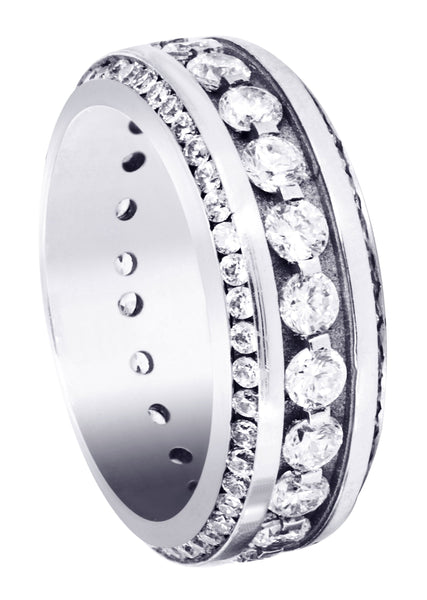 Diamond Mens Engagement Ring | 1.68 Carats (Landyn)