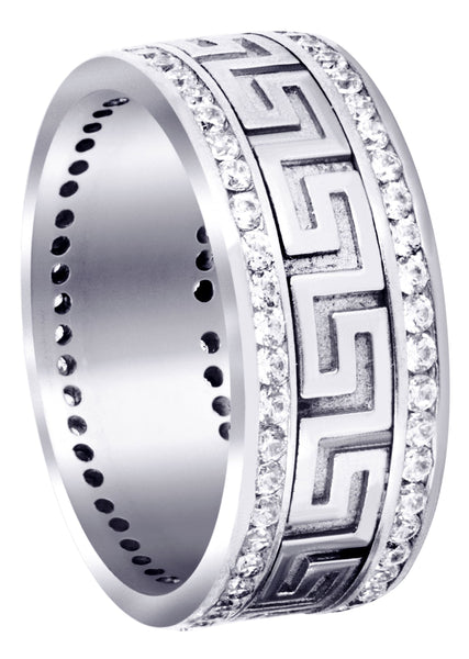 Diamond Mens Wedding Band | 1.5 Carats (Harvey)