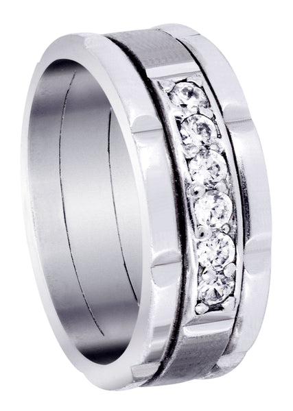 Diamond Mens Engagement Ring | 0.36 Carats | 0.36 Carats (Chandler)