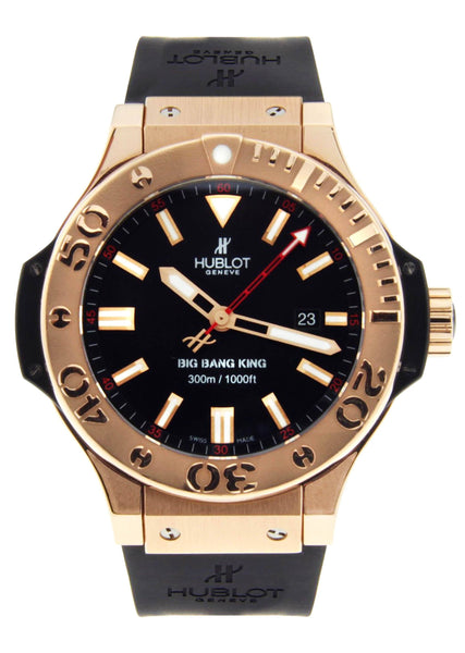 Hublot Big Bang King | 18K Rose Gold | 48 Mm