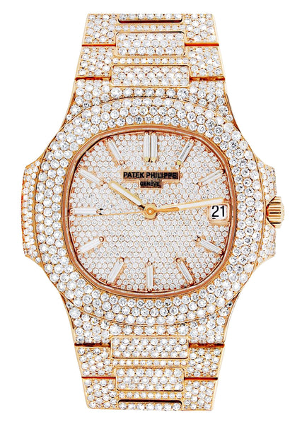 PhilippeWatch Patek – Iced Frostnyc Out oxedBrC