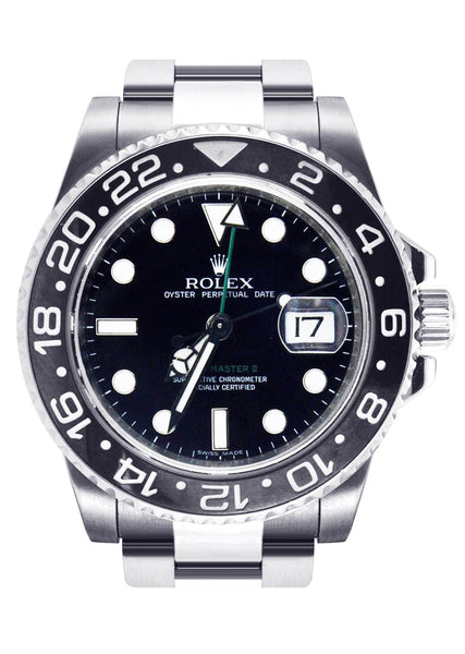 Rolex Gmt-Master 2 | Stainless Steel | 40 Mm