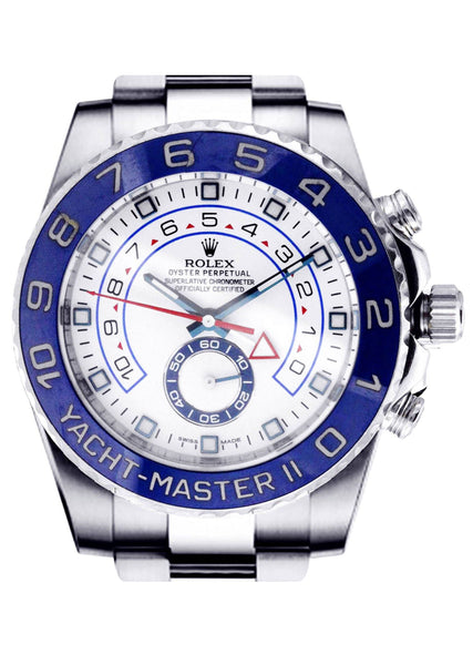 Rolex Yacht Master 2 | Stainless Steel | 44 Mm