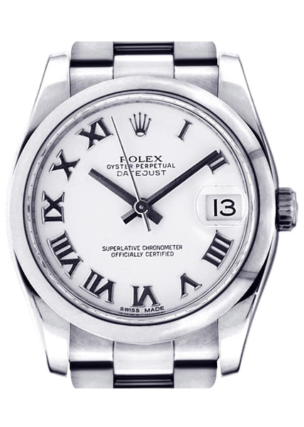 Rolex Datejust | Stainless Steel | 31 Mm