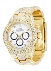 Rolex Daytona | 18K Yellow Gold