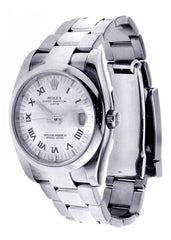 Rolex Datejust | Stainless Steel | 36 Mm