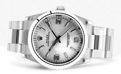 Rolex Oyster Perpetual No Date | Stainless Steel | 36 Mm