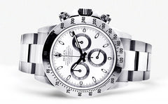 Rolex Daytona | Stainless Steel | 40 Mm Mens Watch FrostNYC