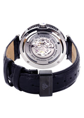 Mens White Gold Tone Diamond Watch | Appx. 1.26 Carats