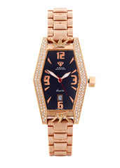 Womens Rose Gold Tone Diamond Watch | Appx 1.51 Carats WOMENS WATCH FROST NYC