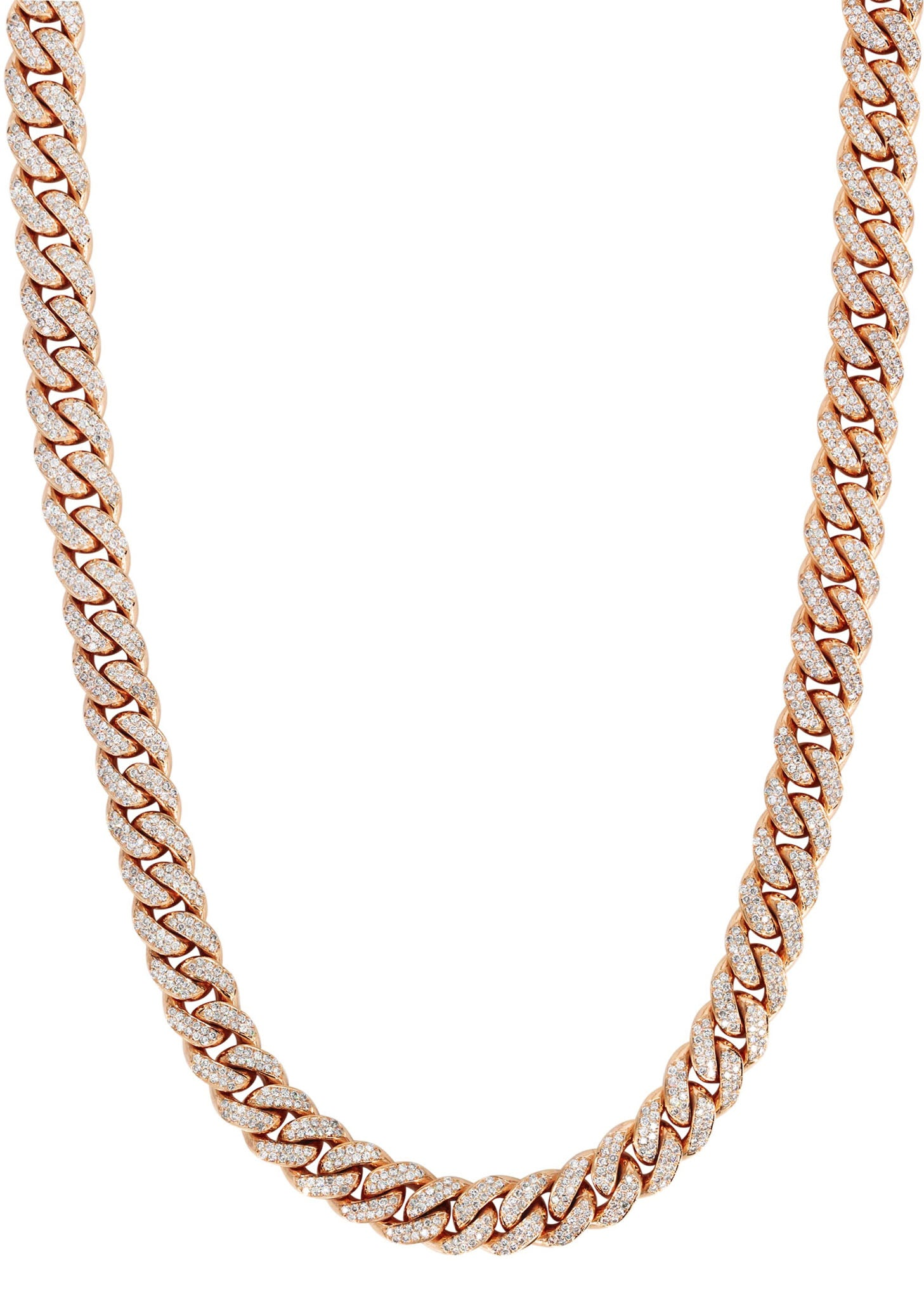 Width 0.5 mm Details about  /14K Rose Gold Cable Link Chain