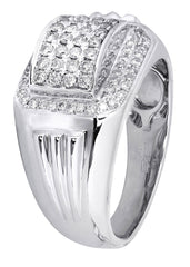 Mens Diamond Ring| 0.67 Carats| 9.61 Grams MEN'S RINGS FROST NYC