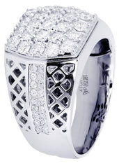 Mens Diamond Ring| 1.53 Carats| 12.89 Grams MEN'S RINGS FROST NYC