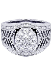 Mens Diamond Ring| 1.06 Carats| 13.66 Grams MEN'S RINGS FROST NYC